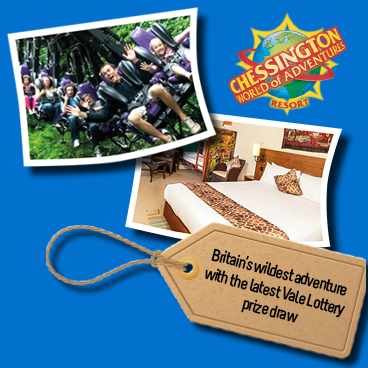 WIN a two day pass and 'all inclusive' overnight stay at Chessington world of adventures!